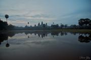 Dave Yan - Cambodia - Siem Reap - Angkor Wat - Sunrise